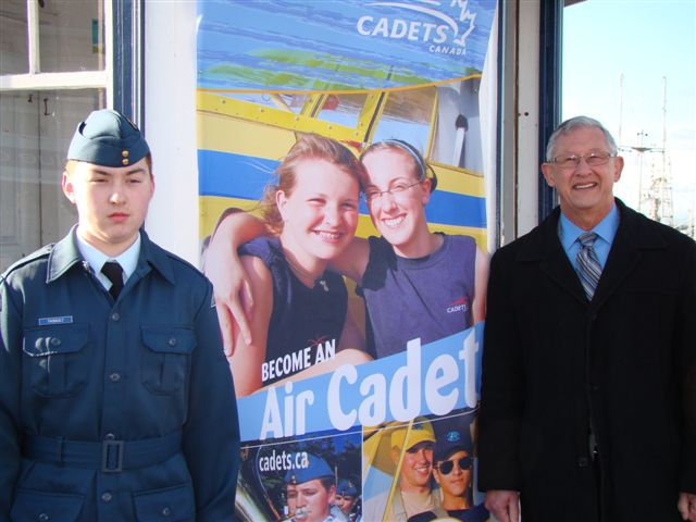 Air Cadets take flight in Richmond